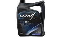 Расширение ассортимента моторного масло WOLF