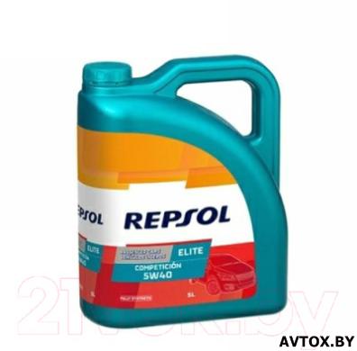 Моторное масло Repsol Elite Competicion 5W40 / RP141L55, 5л